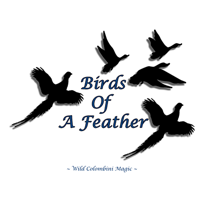 Birds Of A Feather by Wild-Colombini - Trick