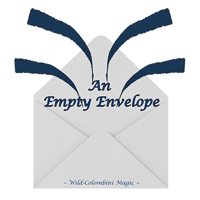 An Empty Envelope by Wild-Colombini - Trick