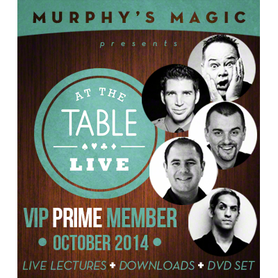 At the Table VIP Prime October 2014 (VIP Member and DVD) video DOWNLOAD