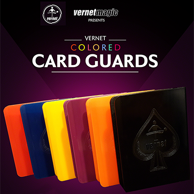 Vernet Card Guard Set (6 Colores) - Vernet