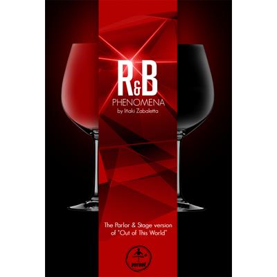 R & B Phenomena (Red)  by Iñaki Zabaletta and Vernet Magic