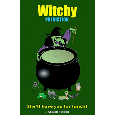Witchy Prediction - Chazpro Magic