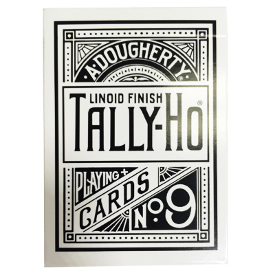 Tally Ho Reverse Circle back (Blanco) Limited Ed. - Aloy Studios / USPCC