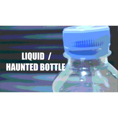 Liquid & Haunted Bottle by Arnel Renegado Streaming Video
