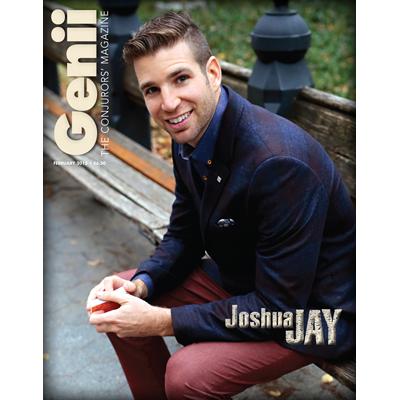 Genii Magazine - February 2015 - Libro de Magia