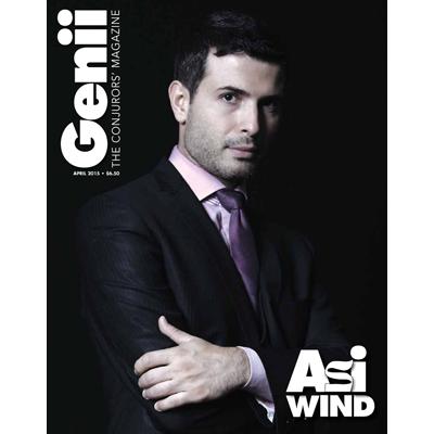 Genii Magazine - April 2015 - Revista de Magia