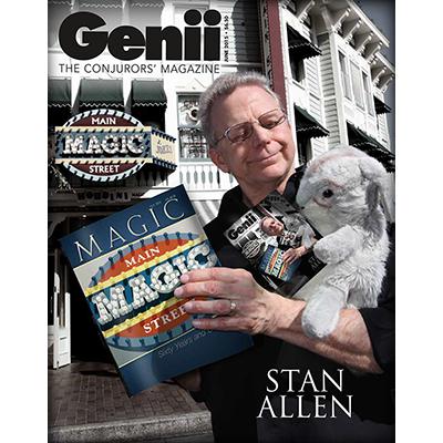 Genii Magazine - Junio 2015