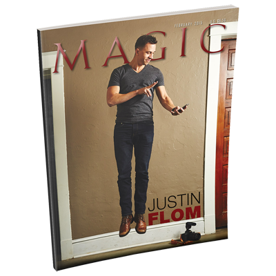 Magic Magazine February 2015 - Revista