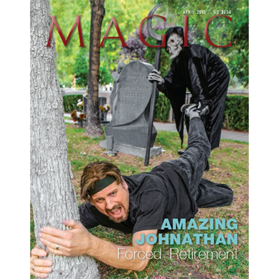 Magic Magazine April 2015 - Libro de Magia