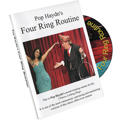 Pop Haydn's Comedy Four Ring Routine (2014) by Pop Haydn