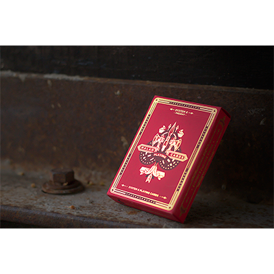 Malam Deck (Deluxe) Limited Edition by System 6 - Trick