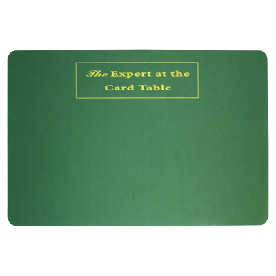 Pro-elite Workers Mat (Expert at the Card Table Design) - Paul Romhany