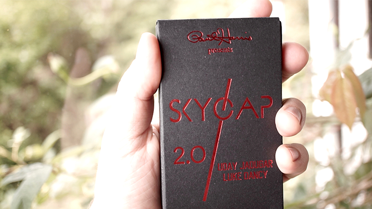 Paul Harris Presents Skycap 2.0 (Black) by Uday Jadugar and Luke Dancy - Trick