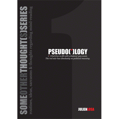 Pseudology by Julien Losa - ebook DOWNLOAD