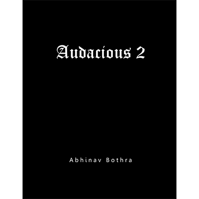 Audacious 2 eBook DOWNLOAD