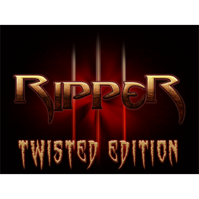 Ripper (Twisted Edition) DVD & Accesorios - Matthew Wright