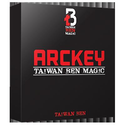 ArcKey Straightening Key