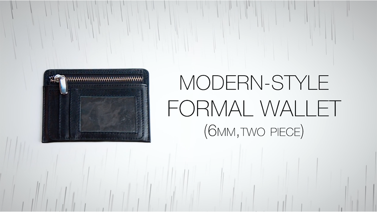 SansMinds Wallet - Suit Up Style (2 piece)