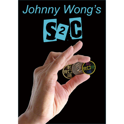 Johnny Wongs S2C (Eisenhower Dollar) con DVD