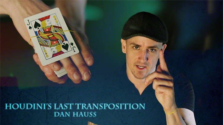 Houdinis Last Transposition by Dan Hauss video DOWNLOAD