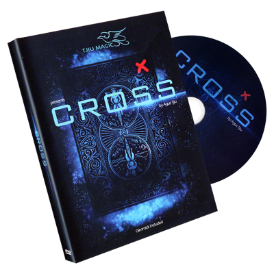 "Cross (DVD & Gimmicks) ""Bonus Pack"" by Agus Tjiu  - Trick"