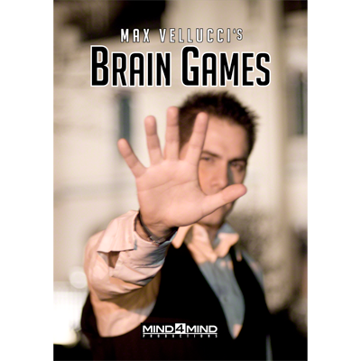 Brain Games by Max Vellucci eBook DOWNLOAD
