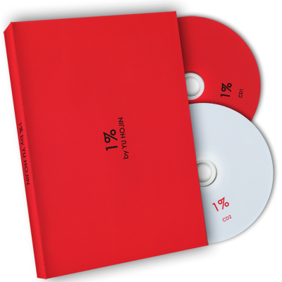 1% (One Percent) 2 DVD set - Yu Hojin - DVD