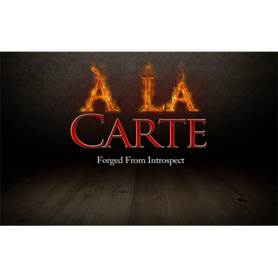 A La Carte - Forged from Introspect (English) by Andrew Woo - eb