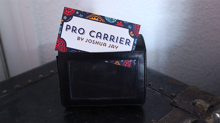 Pro Carrier Deluxe - Joshua Jay & Vanishing Inc.