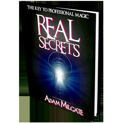 Real Secrets - Adam Milgate - Libro de Magia