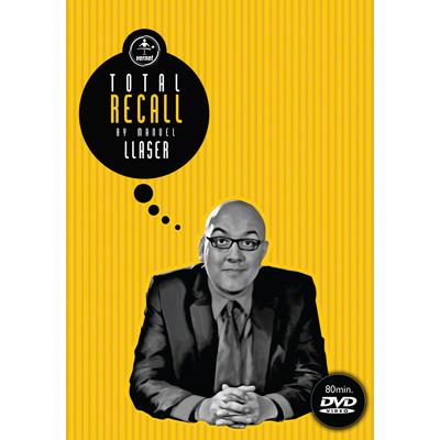Total Recall by Manuel Llaser & Vernet Magic