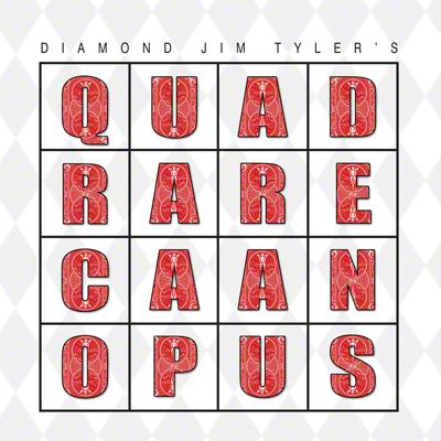 Quadrare Caan Opus by Diamond Jim Tyler - Trick