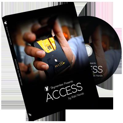 Access (DVD & Gimmicks) - Rizki Nanda & Skymember