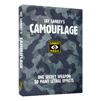 Camouflage (DVD & Gimmicks)