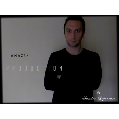 Amazo Production by Sandro Loporcaro