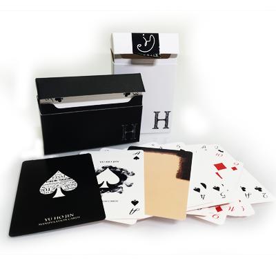 Yu Ho Jin manipulation cards (Blanco) - Yu Ho Jin