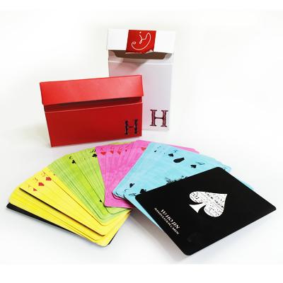 Yu Ho Jin manipulation cards (multi color) - Yu Ho Jin