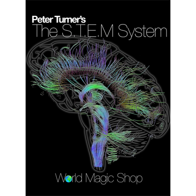 Peter Turner's The S.T.E.M.System (2 DVD set includes special guest Anthony Jacquin) Limited Edition