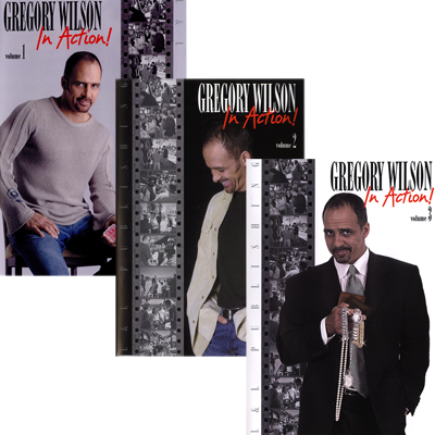 In Action Set (Vol 1-3) by Gregory Wilson Streaming Video
