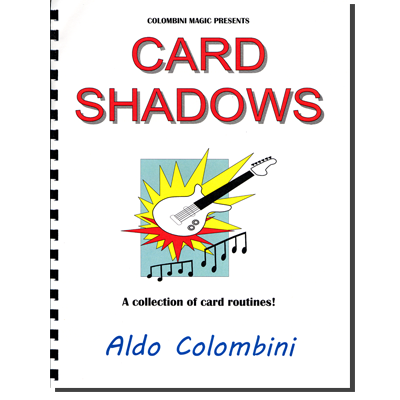 Card Shadows (Spiral Bound) - Aldo Colombini