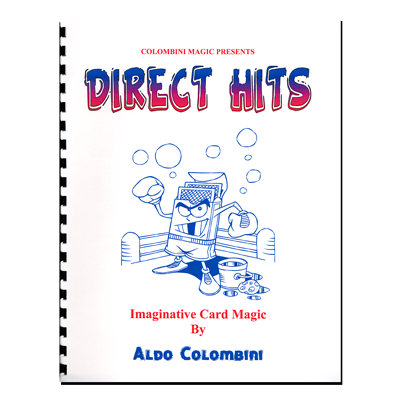 Direct Hits (Spiral Bound) - Aldo Colombini - Libro