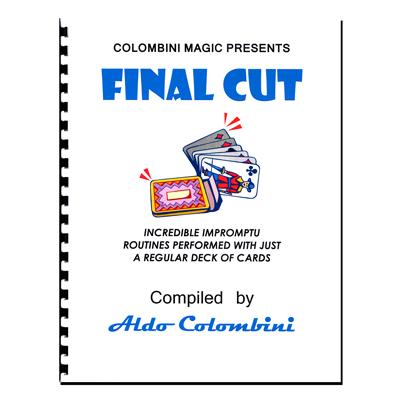 Final Cut - Aldo Colombini - Libro