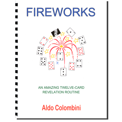 Fireworks (Spiral Bound) by Aldo Colombini - Book