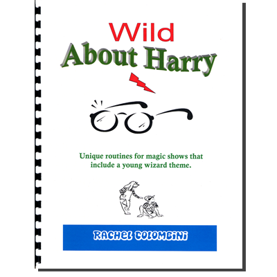 Wild About Harry (Spiral Bound) - Aldo Colombini