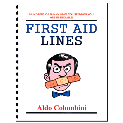 First Aid Line (Spiral Bound) by Aldo Colombini - Book