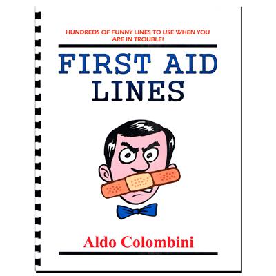 First Aid Line (Spiral Bound) - Aldo Colombini - Libro