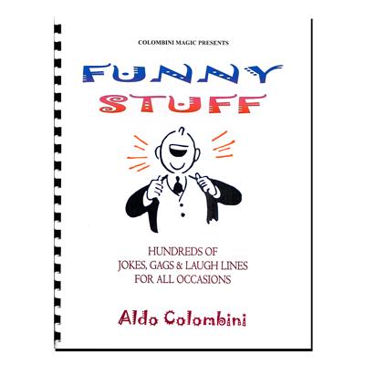 Funny Stuff (Spiral Bound) by Aldo Colombini - Book