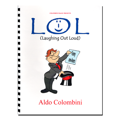 Laughing Out Loud (Spiral Bound) - Aldo Colombini - Libro