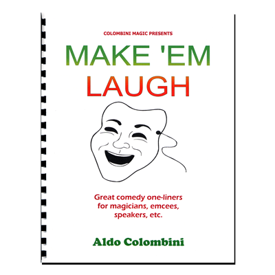 Make Them Laugh (Spiral Bound) - Aldo Colombini - Libro