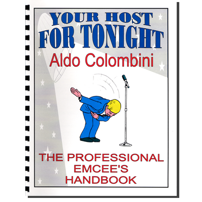 Your Host For Tonight (Spiral Bound) - Aldo Colombini - Libro